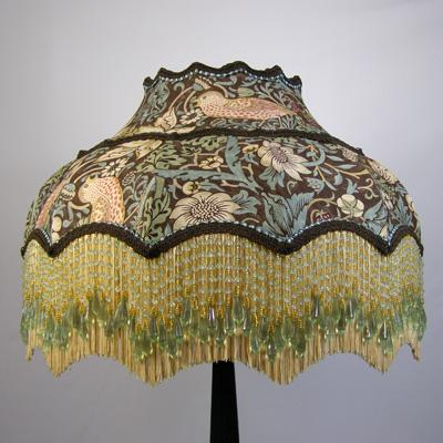 elegant lampshades from lampshades uk manufacturers of period